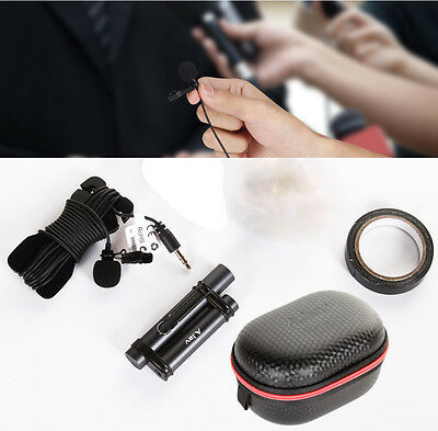 Universal Lavalier Microphone Omni-Directional Mic For Smart Phone Table PC