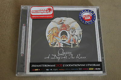 Queen - A Day At The Races 2CD - POLISH RELEASE