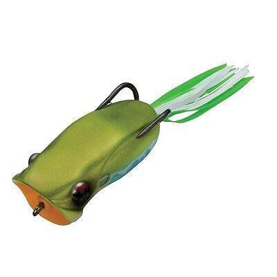 Leurre Grenouille - Evergreen Popper Frog - Top Water Fishing Lure