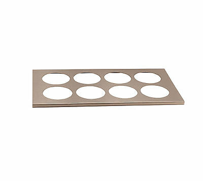 FIFO Bottle Make Bench Organiser 8 Hole