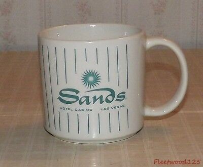 SANDS Hotel Casino Las Vegas Coffee Cup Mug #2