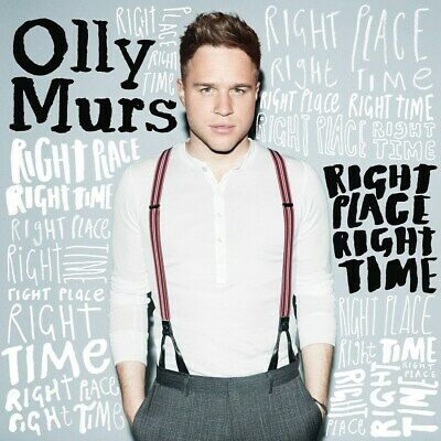 Right Place, Right Time - Olly Murs (Album) [CD]