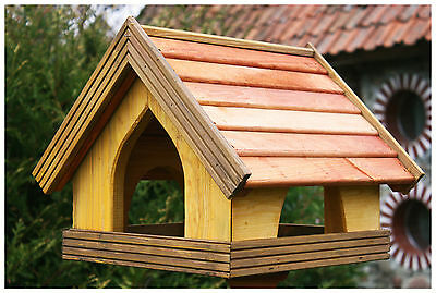 Wooden feeding station, bird feeder, table, bird's house, free delivery!!!