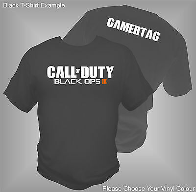 Call Of Duty Black Ops Iii - Ps4 - X Box One - Pc - Quality T-Shirt - Hoodie