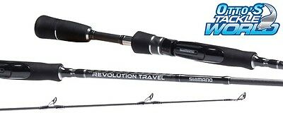 Shimano Revolution Travel Spin Rod (733 Saltwater Spin) BRAND NEW at Otto's