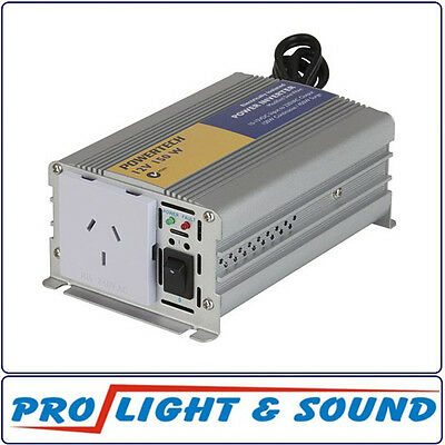 Inverter, Electrically Isolated, 150W (450W Surge) 12VDC To 230VAC 50Hz