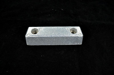 Aluminum Anode For Volvo Penta AQ290 and 290DP  852835   782