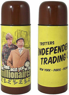 Only Fools and Horses Millionarie Stainless Steel Vacuum Flask - New In Box