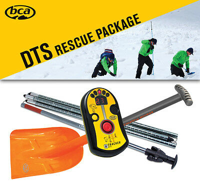 BCA Tracker DTS Backcountry Access DTS Rescue Package