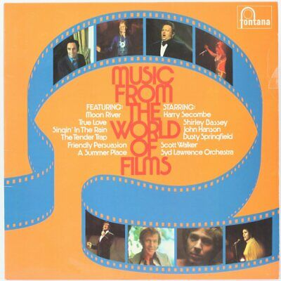 Music From The World Of Film  Various Vinyl Record
