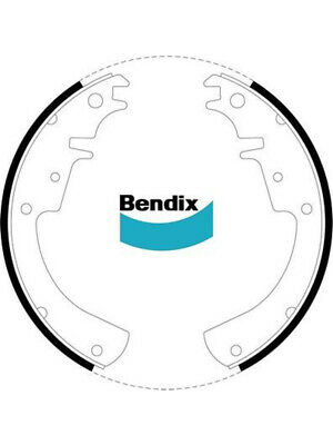 1 set x Bendix Brake Shoe [FOR: HOLDEN COMMODORE VH REAR] (BS1385)