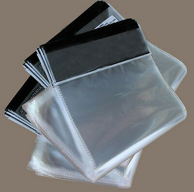 100Pcs/pack Clear Bags For Greeting Cards or Envelopes Cellophane Bags