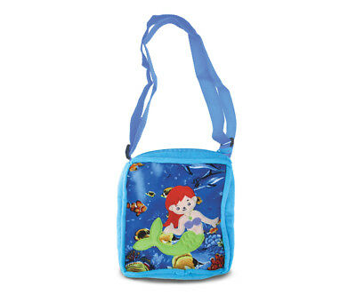 "8"" Shoulder Bag - Mermaid"
