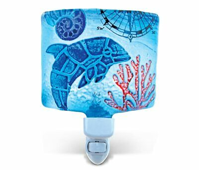 Glass Décor - Nightlight - Dolphin