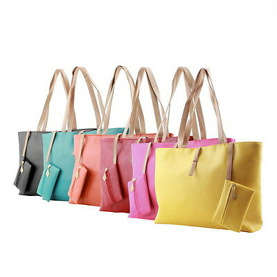 Women Tote Shoulder Bags Hobo Handbags Satchel Messenger bag Purse E#