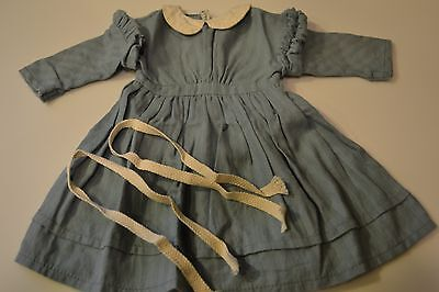American Girl Kirsten's Work Dress with Hair Ties by Pleasant Company