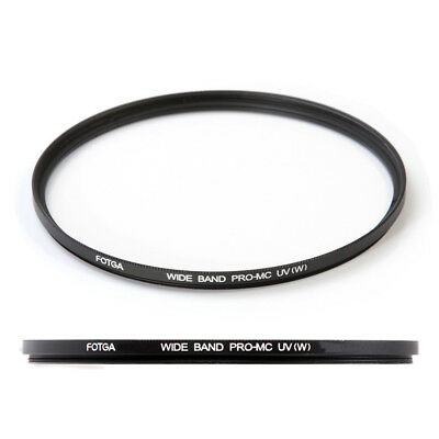 FOTGA 67mm Multicoated Ultra-thin MC UV Filter Ultra-violet Optical Glass