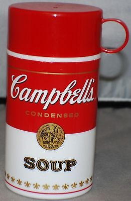 Campbell's Soup Thermos 1998
