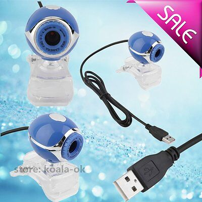 USB 50MP HD Webcam Web Cam Camera with MIC for Computer PC Laptop Desktop OY