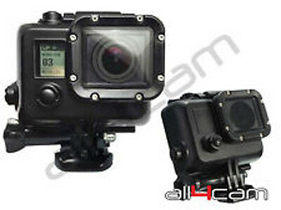 Dive Housing Underwater Waterproof Case Black 30m fits to GoPro HERO 3 3+ 4