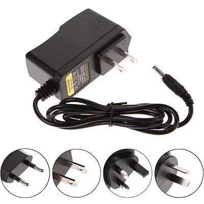 AC 100V-240V Converter Adapter DC 3.5mm x 1.35mm 5V 2A 2000mA Power Supply Cable