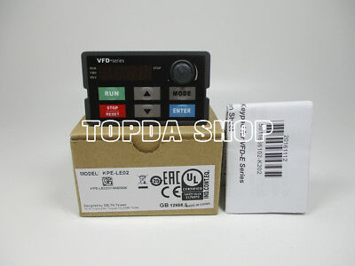 1PC Delta VFD-E Optional Keypad KPE-LE02 free shipping