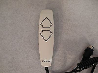 Pride Mobility Lift Chair Hand Control Remote, ELEASMB7337 *NEW* *Free Ship*
