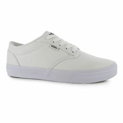 Vans Atwood Canvas Trainers Mens Gents