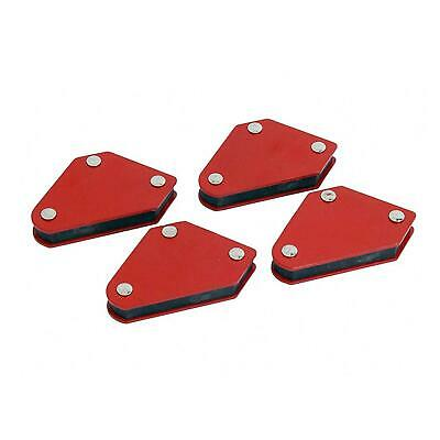 Quality 4PC Mini Magnetic Magnet Arrows 10lb Welder Welding Holder Soldering