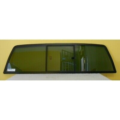 NISSAN NAVARA UTILITY1/86 to  CURRENT D21/ D22  2/4DR  UTE REAR SLIDING SCREEN -