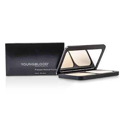 Youngblood Pressed Mineral Foundation - Barely Beige 8g