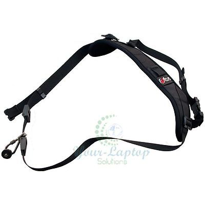 New Quick Rapid Shoulder Sling Belt Neck Strap For Camera DSLR SLR Black