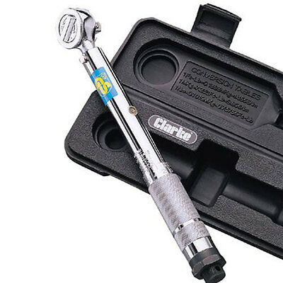 "Clarke 3/8"" Drive Reversible Torque Wrench - CHT204"