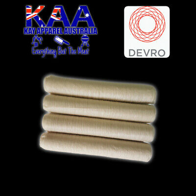DEVRO Pack Of 4 Thick Collagen Sausage Casings 30mm Butcher/Home Butchers/Hunter