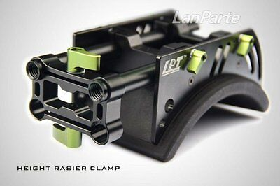Lanparte Shoulder Support Pad for 15mm Rod System (SS-01)