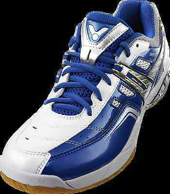 Victor Shoe SH 910 blue  Badminton Shoe