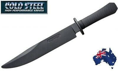 Cold Steel - Laredo Bowie * Training Knife * Fighting Trainer Rubber Blade
