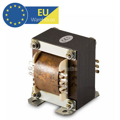 40W HiFi EI Power Transformer for Tube Amplifier / Pre-amp / Phono 0-115-230V_EU
