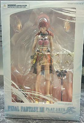 Final Fantasy XIII Play Arts, Oerba Dia Vanille, Action Figure
