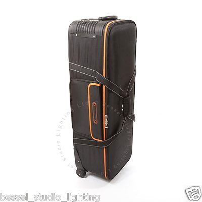 Bessel - Studio Lighting Equipment Large Trolley Case with Hard Sides