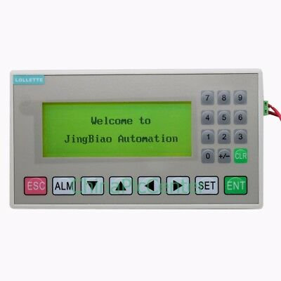 Text display MD204L OP320-A panel HMI RS232/RS485 with cable for PLC