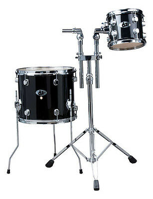 DDrum D2 MB ADI Midnight Black - KIT TOM AGGIUNTIVI PER BATTERIA D2