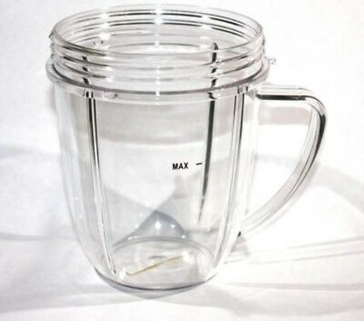 Original Nutrition Extractor  Handled Cup  NUTRIBULLET 600 or 900 -Replacement