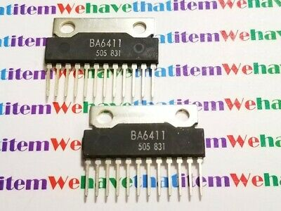 BA6411 / IC / SIP / 2 PIECES (qzty)