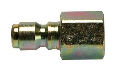 """Forney Female Plug 1/4 """" 5500 Psi Quick Connect"""