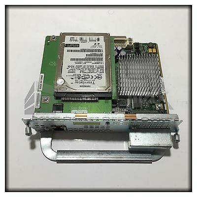 Cisco NM-CUE Unity Express Voice-Mail Network Module