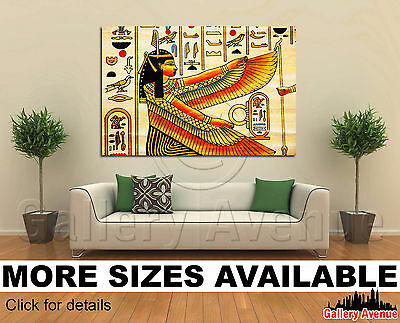 Wall Art Canvas Picture Print - Papyrus egyptian ancient history 3.2