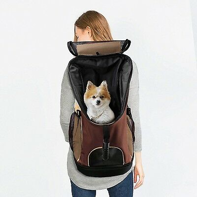 OSIR Dog or Cat Pet Carrier Backpack Soft And Convenient Available for Airpla...