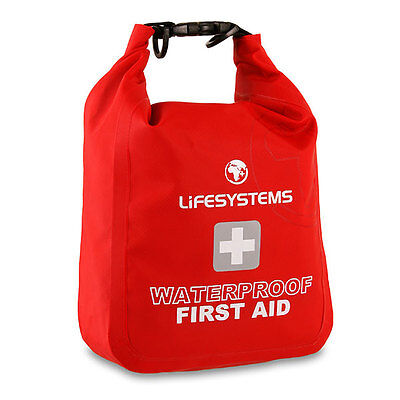 Lifesystems Waterproof First Aid Kit - LV2020 Survival DofE