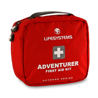 Lifesystems Adventurer First Aid Kit - LV1030 Survival DofE